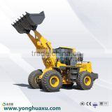 China factory supply skid steer wheel loader with front end loader , farm tractors for sale
