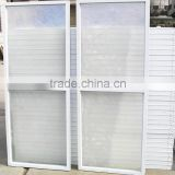 lightweight insulated fiberglass window frame, fire retardant, durable