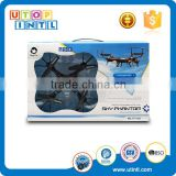 Top sale radio control toy 2.4G 4CH RC quadcopter drone                                                                                                         Supplier's Choice