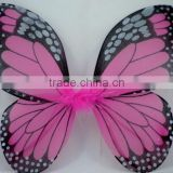 Yiwu factory wholesale most popular handmade costume fairy wings fancy dress butterfly wings costume WG4021