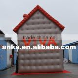 Top quality air balloon inflatable house shaped balloon                                                                                                         Supplier's Choice