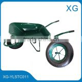 Heavy duty building wheelbarrows with wheel/inner tube wheel