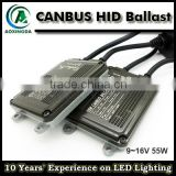 2014 newest & strongest 55W CANBUS pro HID ballast for BMW AUDI Golf VW Porsche Mercedes