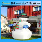 New air blown inflatable snowman/air blown snowman/Christmas decoration