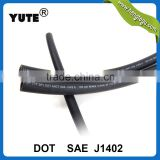 "dot approved yute brand fmvss 106 3/8"" high pressure braided brake hose                                                                                                         Supplier's Choice"