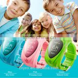 kids gps tracker bracelet phone with SOS panic button, LBS+GPS, mobile apps and long battery life
