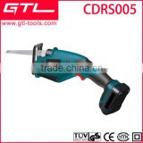 GTL CDRS005 Lithium Cordless Reciprocating Saw with battery