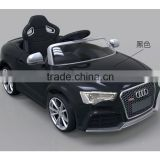 2016 newest Audi RS5 licensed ride on car,battery operated toy car with mechanical speed control