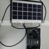 HF-606 (0012)New Developed Solar Portable Cooling Interior Car Fan Dubai Solar Powered Auto Fan Exhaust Cool Solar Fan