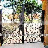 Unique Iron Gate Design Model