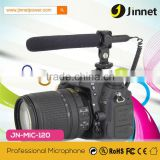JN-MIC-120 High Quality Unidirectional Electret Microphone for Sony CCD-RV100 TRV58 DCR-TRV110K DSR-PD150P PD198P Camcorder