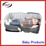Easy carry portable baby travel Diaper Bag Baby Travel Bed                                                                         Quality Choice