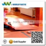 pp supplier for 4-8mm new strong waterproof floor protection corners plastic protection wall