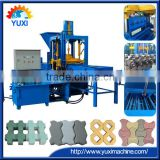 Professional production line QT3-20 interlock cocncrete block brick making machine price /paver brick machine