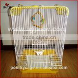 High Quality Iron Materials Double Portable Bird Cages (wholesale,alibaba supplier,Made in China)