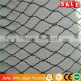 black monofilament yarn anti bird net 80gsm for vineyard, black anti bird net for fruit trees, agricultural black anti bird net