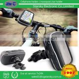 waterproof case bike mount for GPS bike zipper bag waterproof cellphone case water resistant pouch for phone sleeve carry bag