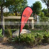 outdoor advertising wind blade banner flag