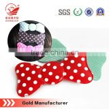The most popular fastener tape hair clip hair bows in Korea