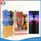 DD0550317 Lighted And Musical Electrical Infrared Sensor Guitar Toy