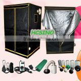 Hydroponics Systems / Agricultural Greenhouses Grow Tent Kits, Garden Glowing Plant Tent