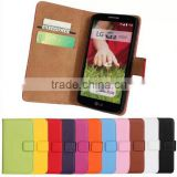 Luxury Magnetic Wallet Credit Card Stand Leather Case For LG G3/G3 min/LG G2/G2 mini/L70 L80 L90/Nexus 4/Nexus 5