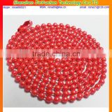 Colored Metal Ball Chain Necklace Manufacturer Wholesale