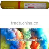 Inquiry about daytime color smoke tube firework MKS25