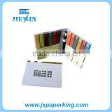 Custom colorful nice printing funny combined memo pad or check it post note sticky notes
