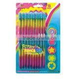 Erasers with Bulk hb Pencil