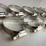 Band Stainless Steel American type Worm drive hose Clamp