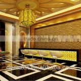 Best selling decorative bamboo wall paintings for living room