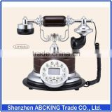 Continental retro antique Display telephone antique telephones creative vintage landline