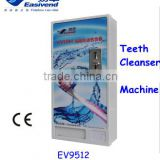 Hot Sale Wall Mounted Coin Operated Battery Powered Toothbrush Vending Machine