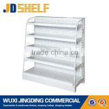 new designed beautiful light duty portable display shelves
