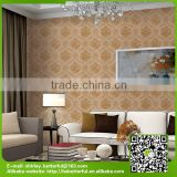 flower design pvc wallpaper morden wallpaper