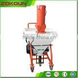 New Condition putty mortar wall fireproofing spray machine