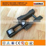 INquiry about High Quality Durable Swamp Buggy Excavator Steel Chains and Track Shoes , Floating Excavator Chains , MAXWAY Machine Company