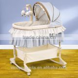 high quality wholesale electric baby bassinet with rocker