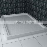 120*90 cm Artificial Stone Flat Shower Tray