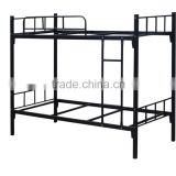 Double decker metal bunk beds for hostels