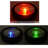 LED Color Flashing/Changing Light Cup Coasters