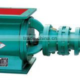 LHX/Y Type Star-shaped Unloader,tripper,rotating feeder,discharg valve