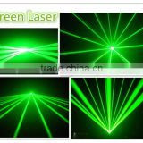 Disco show equipment 3w 5W Animation writing green led laser light