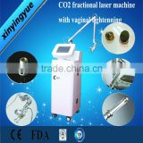 Vagernal Tightenning Co2 Laser Fractional Vagina Tightening Skin Rejuvenation Equipment Warts Removal