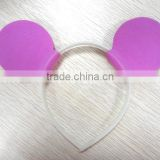 minnie mouse ears for carnival, ears for head, Party Accessories Head Decoration