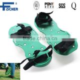 Adjustable Lawn Breather /Aerator Sandals Spiked Shoes