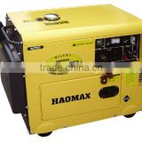 Haomax 6kw silent diesel generator with remote control