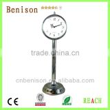 Infinity Instruments Illusion Walnut Wood Wall/Table Pendulum Clock