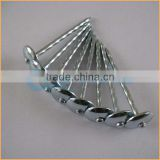 Top quality color zinc coated wired coil roofing nail trusted Chuanghe suppliers from alibaba com